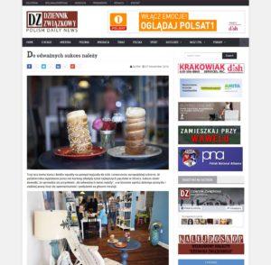 The Heart Of Europe Cafe - Dziennik Związkowy - Thanksgiving - Barrington