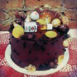 Jim Bean Cake