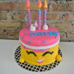 Shopkinks Birthday Cake