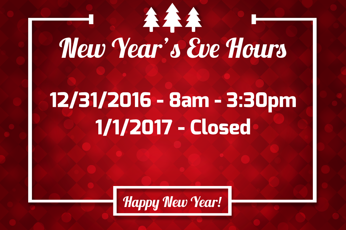 New Year's Eve – Operation Hours Thumbnail