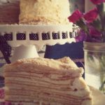 Layer Lemon Cake