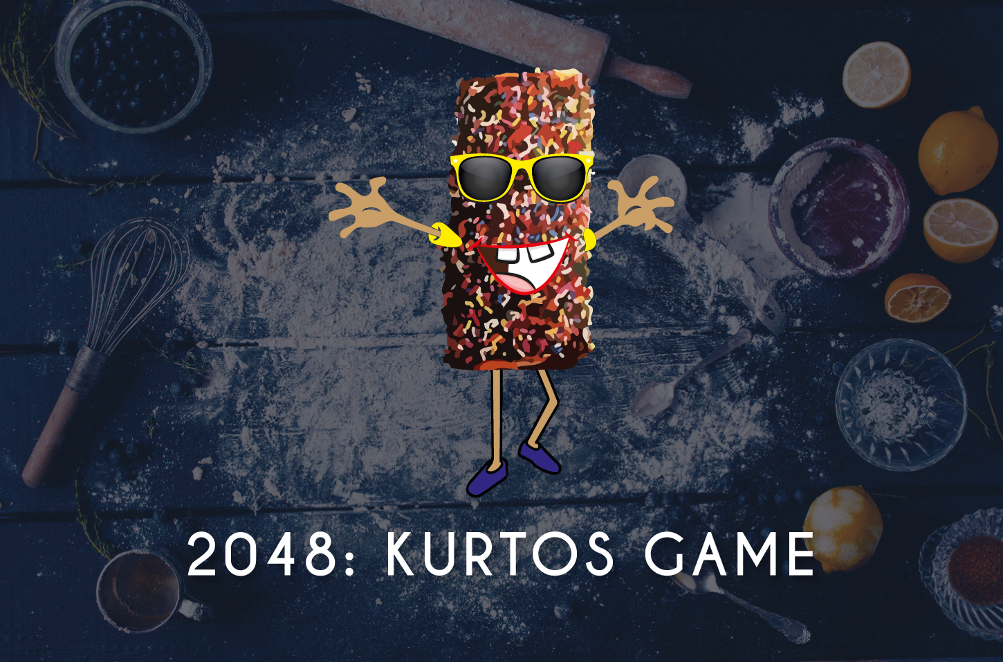 Grab your Kurtos – 2048: Kurtos Game! Thumbnail