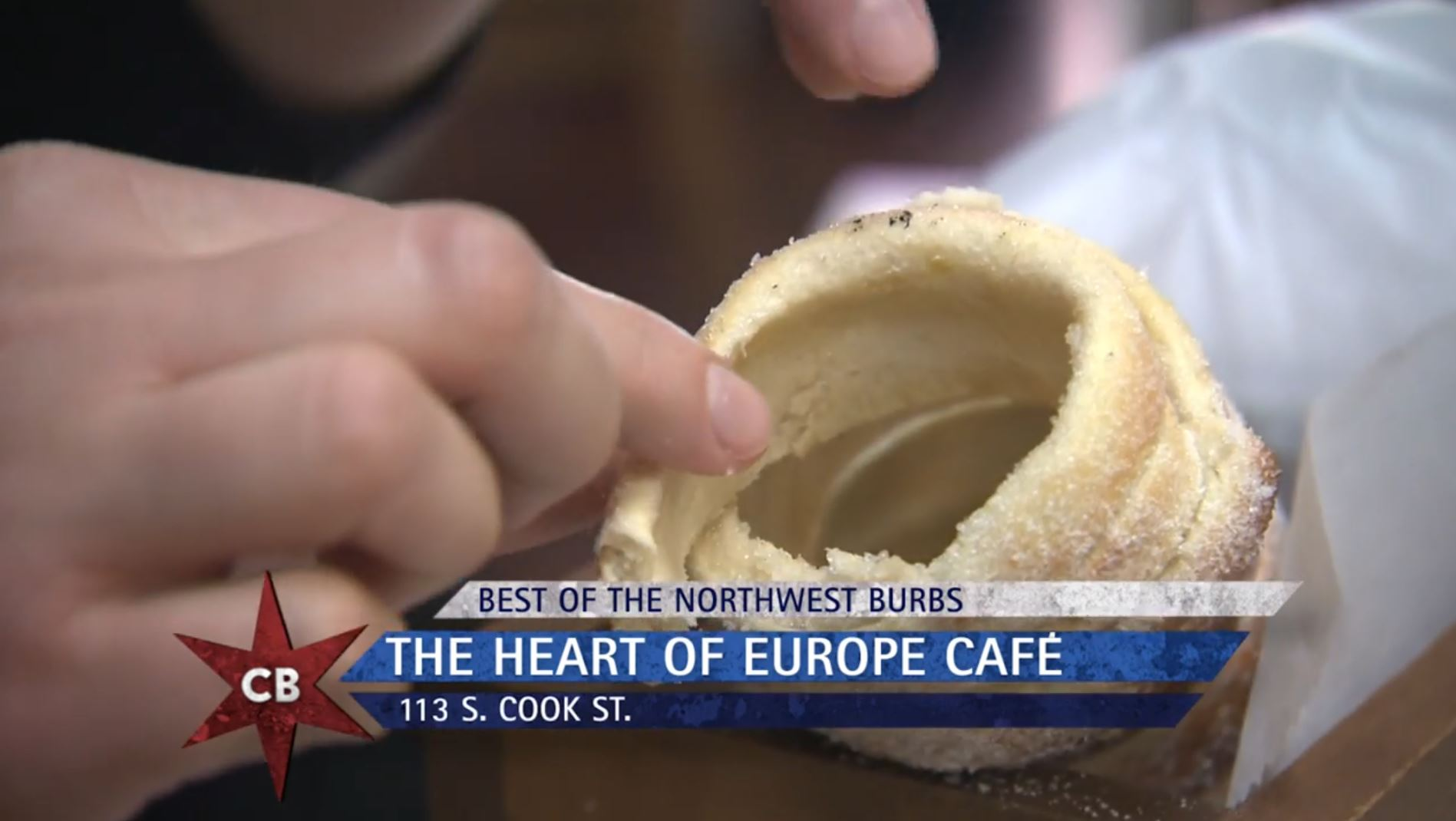 Chicago's Best Dessert: The Heart of Europe Cafe Thumbnail
