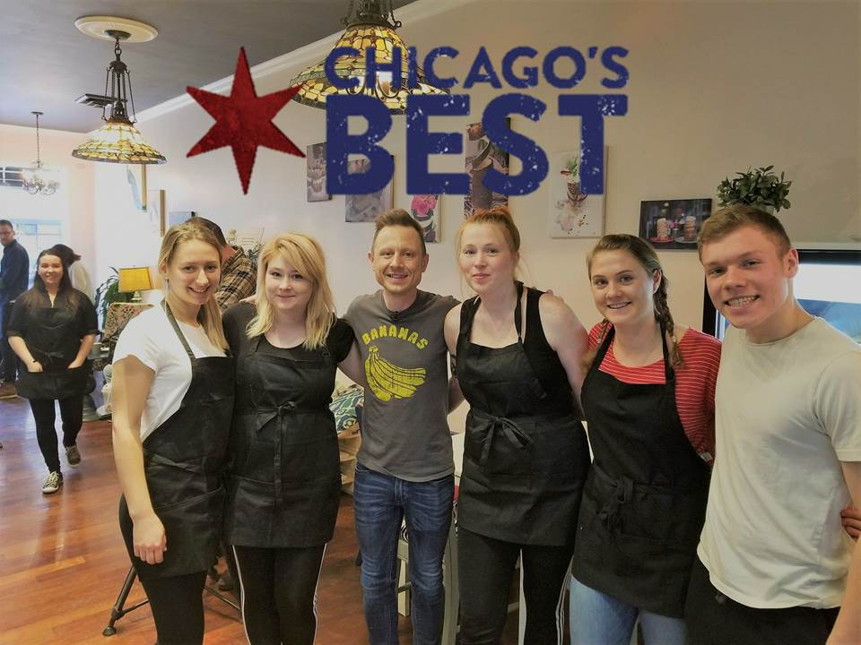 The Heart Of Europe Cafe on Chicago's Best TV on WGN9! Thumbnail